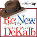 A tip of the hat to ReNew DeKalb for the news tip. To visit their site click on the image above.