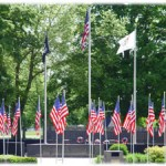 Northern Illinois Veterans Memorial in Kirkland