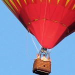 Hot Air Balloon Close Up - LOVE my camera