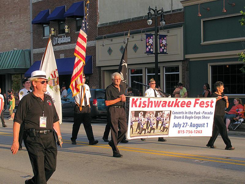 Kishwaukee Fest Parade