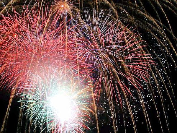 fireworksstreamers