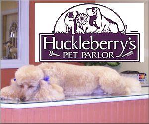 Huckleberrys Pet Parlor