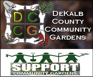 DeKalb County Community Gardens