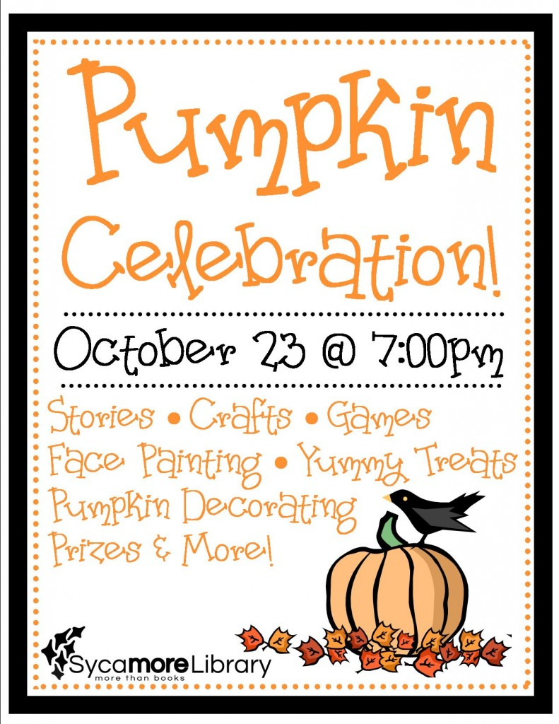 Pumpkin Celebration