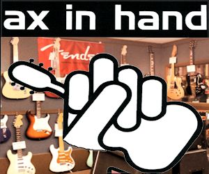 Ax in Hand Guitars