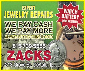 Zacks Jewelry and Coins