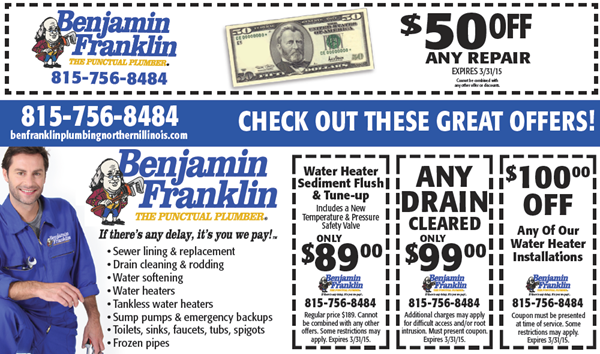 image regarding Ben Franklin Coupons Printable known as Plumbing Present coupon codes : Dog resort discount codes petsmart
