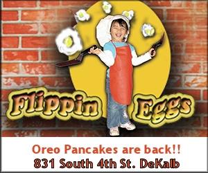 Flippin Eggs