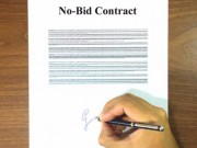 No Bid Contract image