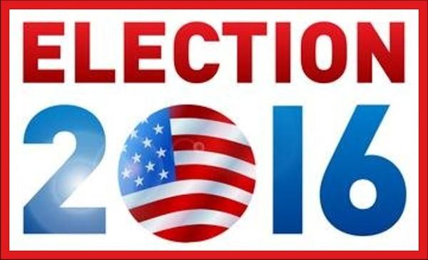 November 2016 election date