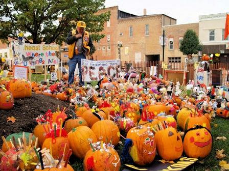 Sycamore Pumpkin Festival Craft Shows