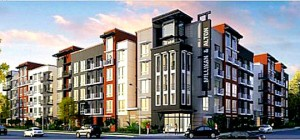 Shodeen proposed apartment building