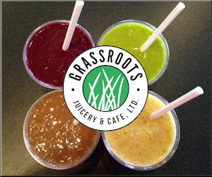 Grassroots Juicery & Cafe