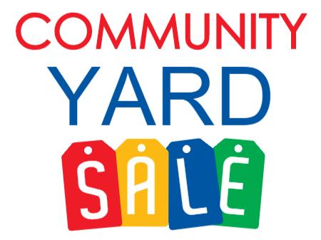 Town Wide Garage Sales This Weekend Dekalb County Online