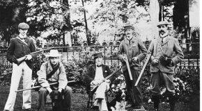 A Gun Club, circa 1905