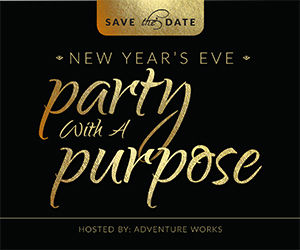 NYE Party with a Purpose