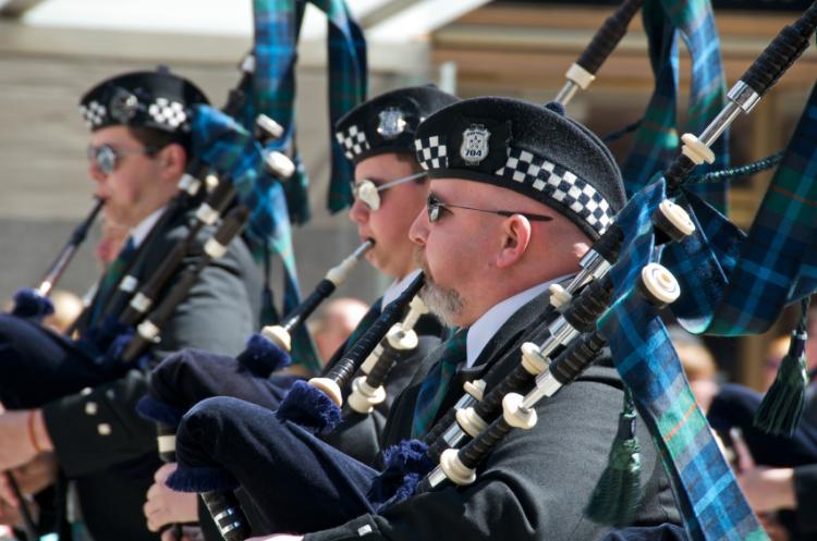 Heritage: Scotland Ties to Illinois