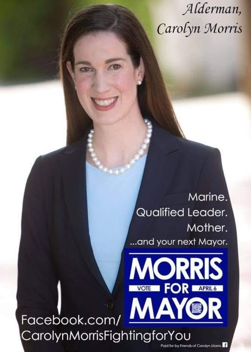 Political Update: Carolyn Morris Announces Candidacy for Mayor of DeKalb, IL