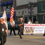 Kishwaukee Fest Parade announces Parade Marshall
