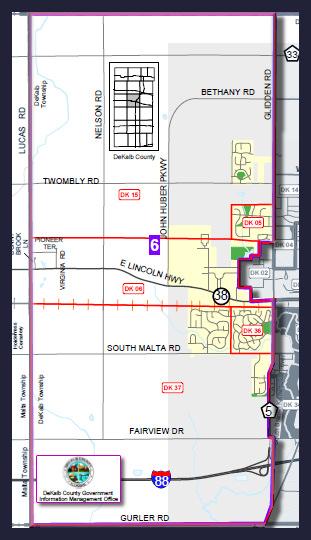 County Board District 6 - DeKalb County Online