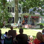 19th Annual Gurler Folk Music Fest Saturday, June 15