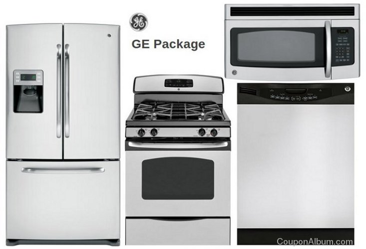 GE FREE STAINLESS STEEL UPGRADE - DeKalb County Online