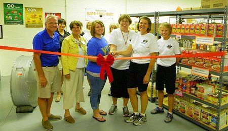 Open Pantry Food Mart