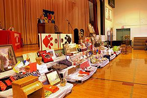 31st Annual Indian Creek CCC Auction Sunday | DeKalb County