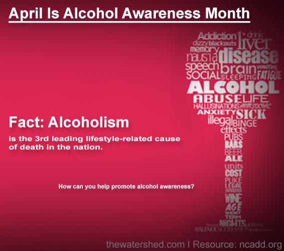 April is Alcohol Awareness Month | DeKalb County Online