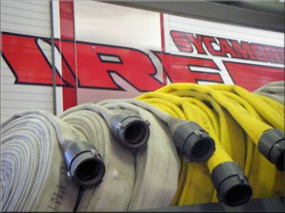 Sycamore Fire Department awarded a federal grant for a
