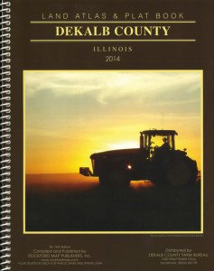 New DeKalb County plat book available | DeKalb County Online on