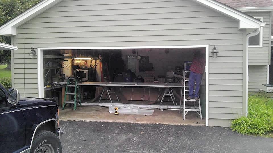 Winter Tough On Your Garage Door Dekalb County Online