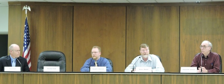 District 428 school board candidates