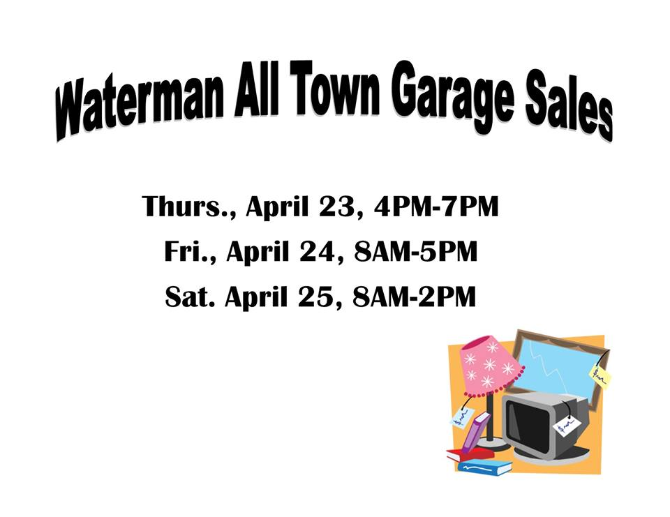 Tag town wide dekalb county online for Garage sales online