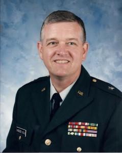 Brigadier General (BG) Bruce W. Vander Kolk