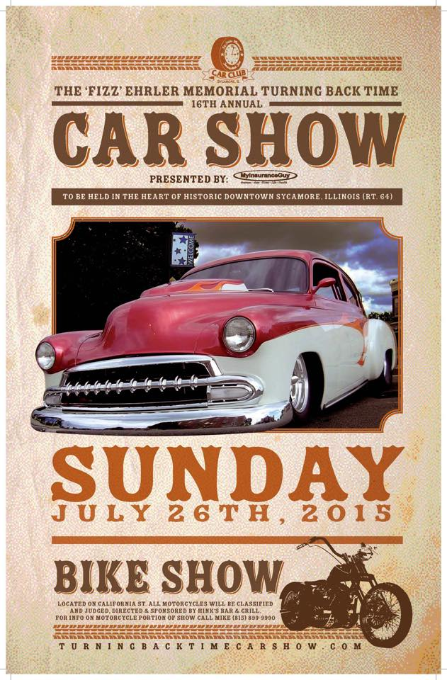 Cruise Night And Turning Back Time Car Show This Weekend DeKalb - Cruise car show
