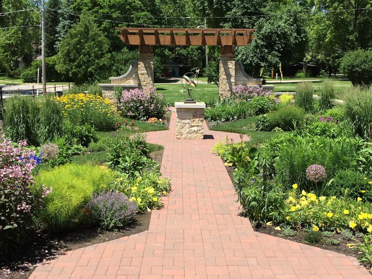 Image result for Master Gardener's Garden Walk