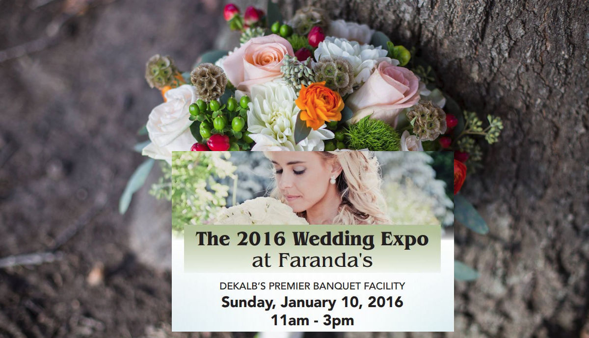 Bridal shows in illinois - Don T Miss Northern Illinois Largest Wedding Expo Sunday