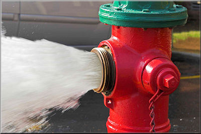 sycamore water dept fire hydrant flushing notice dekalb county online