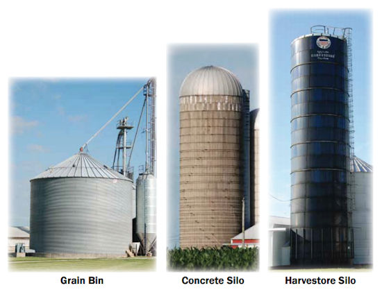 What is that? Grain Bins and Silos | DeKalb County Online