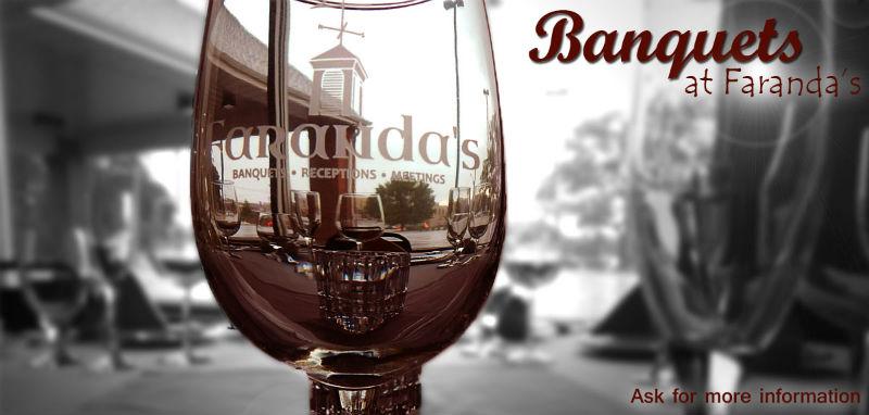 Banquets 800 W