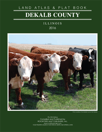 2016 DeKalb County Plat Book Now Available | DeKalb County Online on