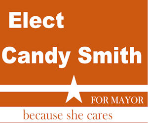 Candy Smith for Mayor
