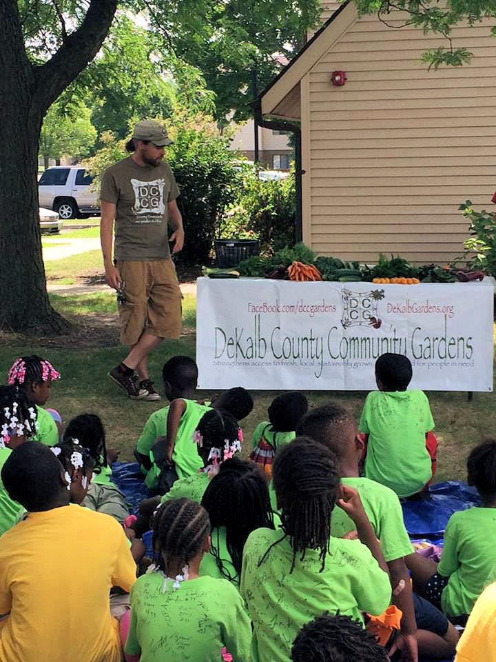 Make Our Garden Grow Community Benefit Concert   DeKalb County Online