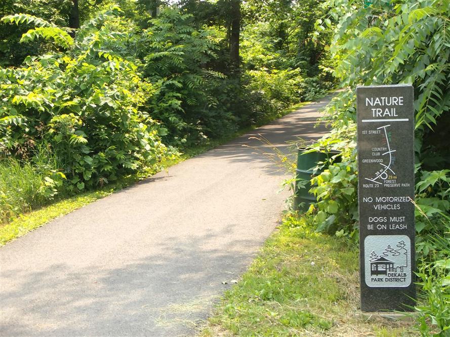 DeKalb Nature Trail
