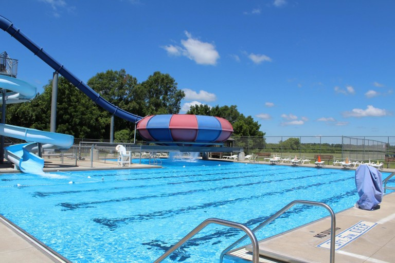 Dekalb and genoa pools opening saturday dekalb county for Opening pool for summer