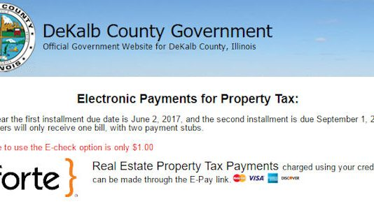 Dekalb County Property Tax Pay Online