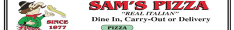 Sams Pizza in Sycamore