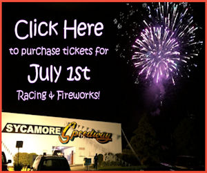 Sycamore Speedway July 1