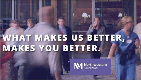 Three Northwestern Medicine Hospitals Ranked Among